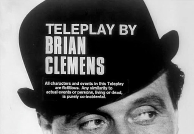 Teleplay Brian Clemens