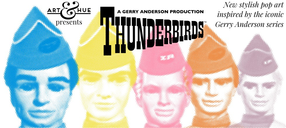 Art & Hue presents Thunderbirds