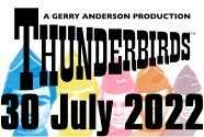 Thunderbirds Are Go Pop Art