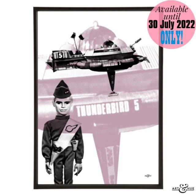 Thunderbird 5 Lilac