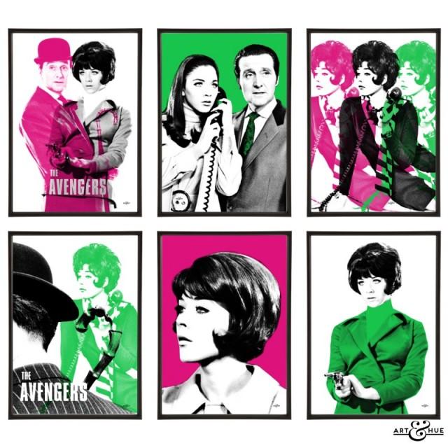 Tara King Group of 6 prints