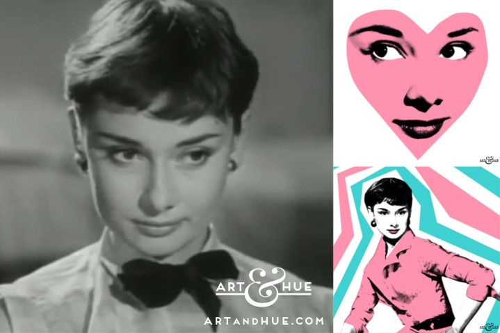 65 years since Audrey's screen test for Roman Holiday