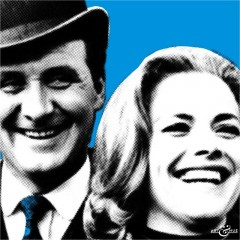 cathy_gale_john_steed_closeup