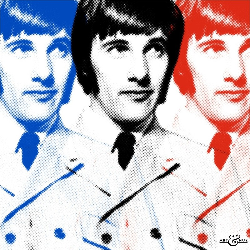 Triple Mick Avory The Kinks