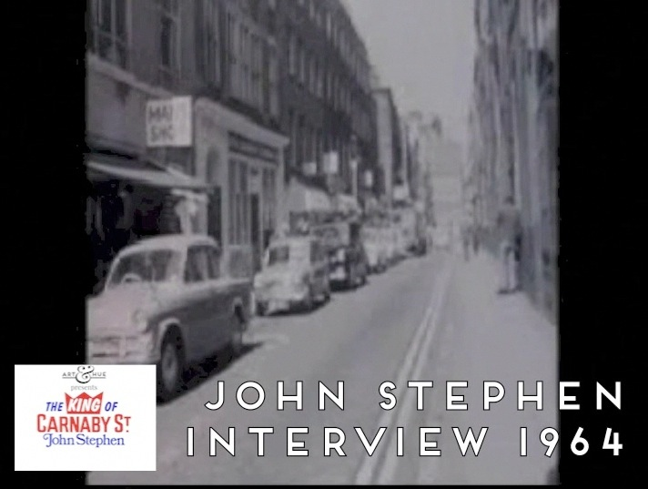 John Stephen Interview 1964