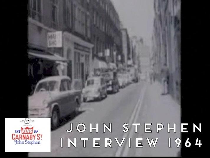 John Stephen Interview 1964