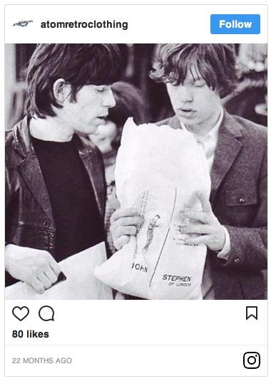 Instagram Atomretroclothing