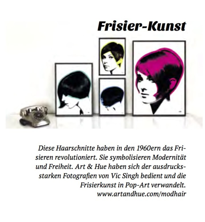 Top Hair German Hair Magazine