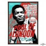 Pool of London Pop art print by Art & Hue