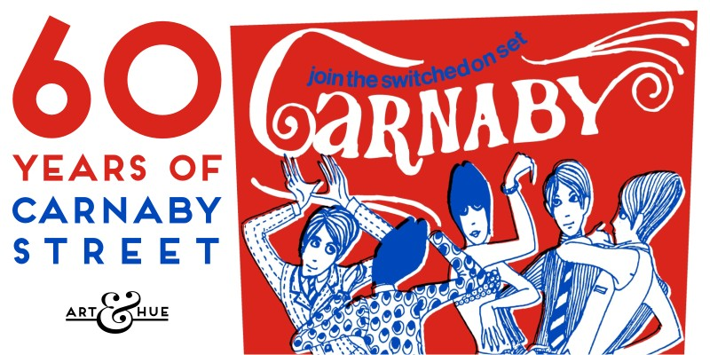 60 years of Carnaby Street