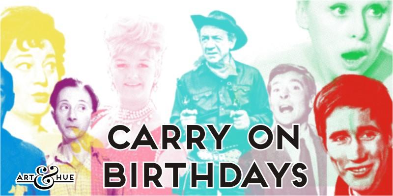 Art & Hue marks Carry On Birthdays