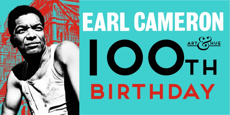 Happy 100th Birthday to ground-breaking actor Earl Cameron