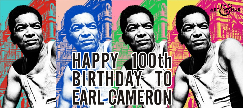 Happy 100th Earl!