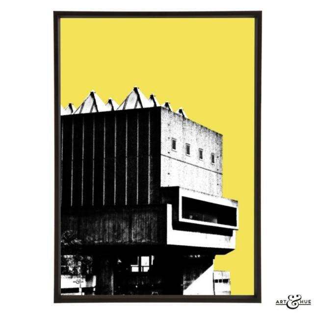 Hayward Gallery South Bank pop art by Art & Hue