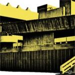 Hayward Brutalism South Bank pop art by Art & Hue