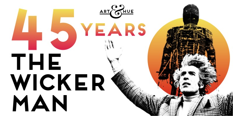 45 years of cult film The Wicker Man