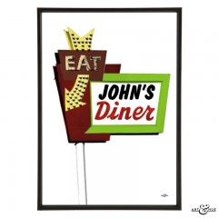 Diner_Sign_Personalise