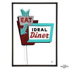 Diner_Sign_Red_Aqua