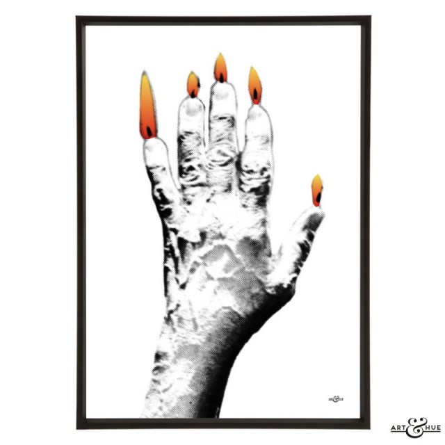 Hand Candle