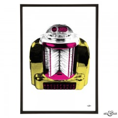 Jukebox_Fuchsia_Yellow