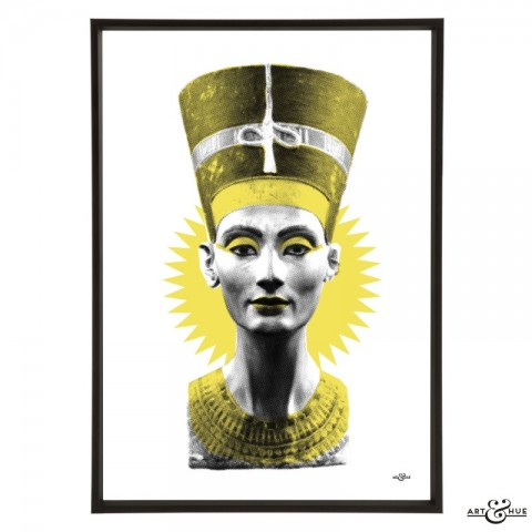 Nefertiti_Yellow