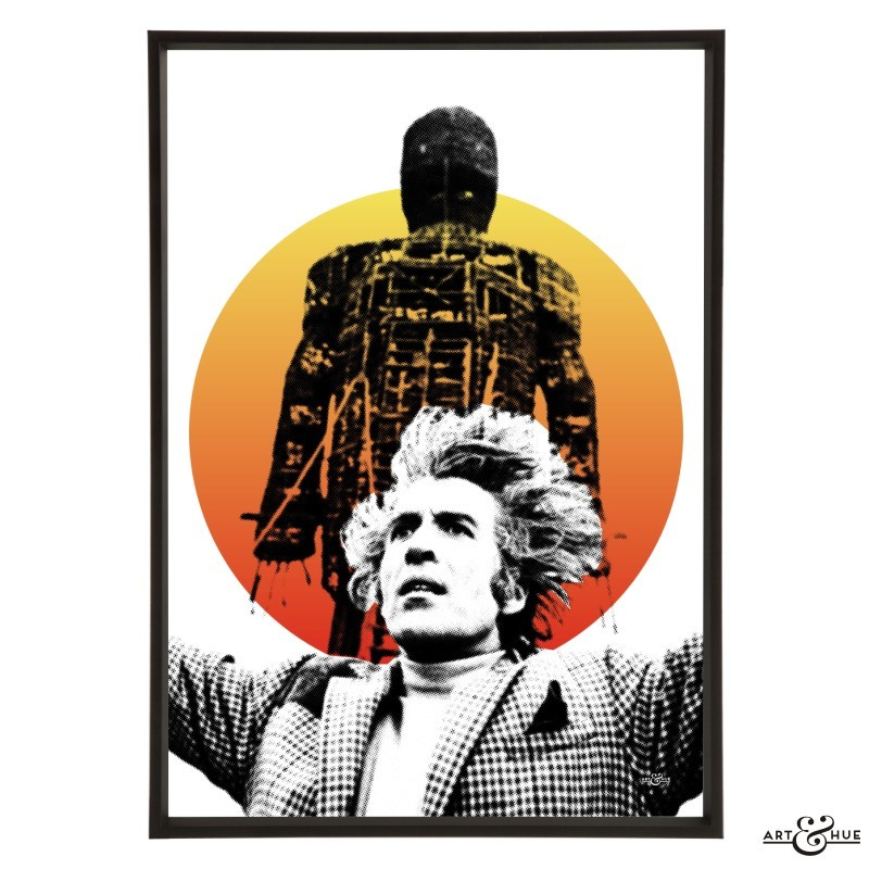 The_Wicker_Man_Pop_Art