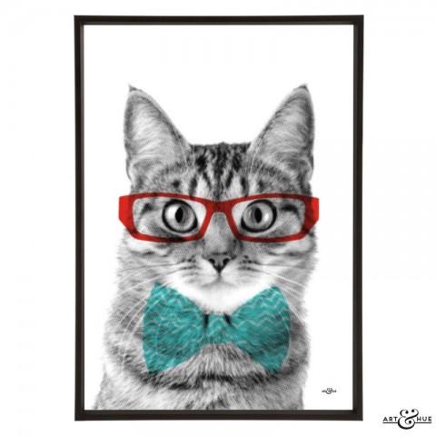 Smart_Cat_Red_Aqua