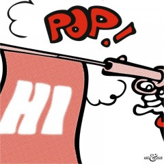 CLOSEUP_Pistol_Pop_Art