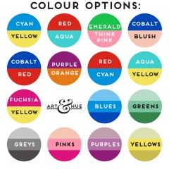 Jet Set Drinks Colour Options