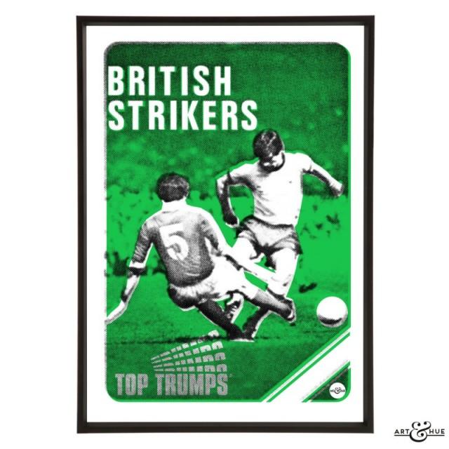 British Strikers Emerald Green