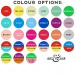 27 Colour Options