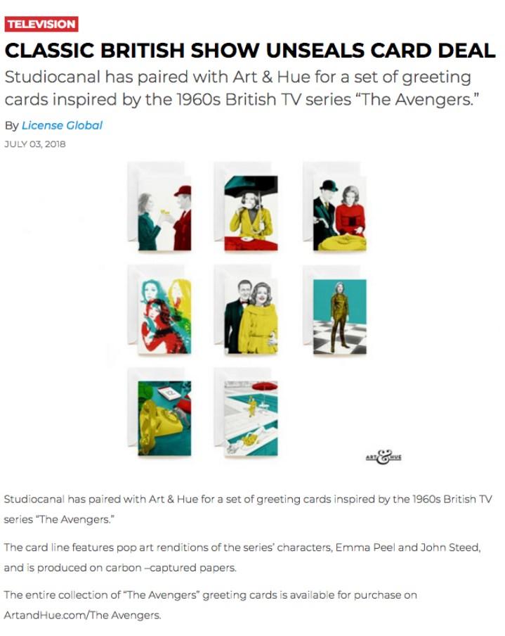 License Global licenseglobal com | Art & Hue