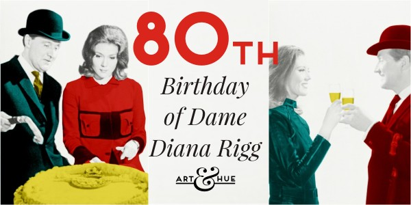 Diana Rigg's 80th Birthday