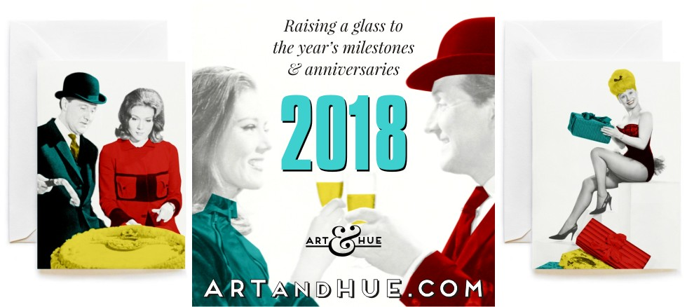 Art & Hue marks events in 2018