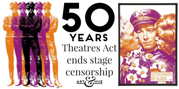 Theatres Act ends censorship