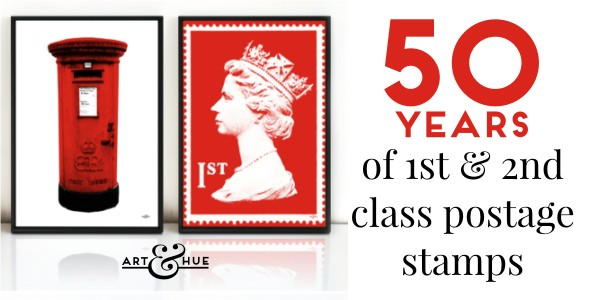 1st Class Postage Stamps