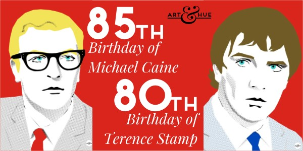 Michael Caine & Terence Stamp