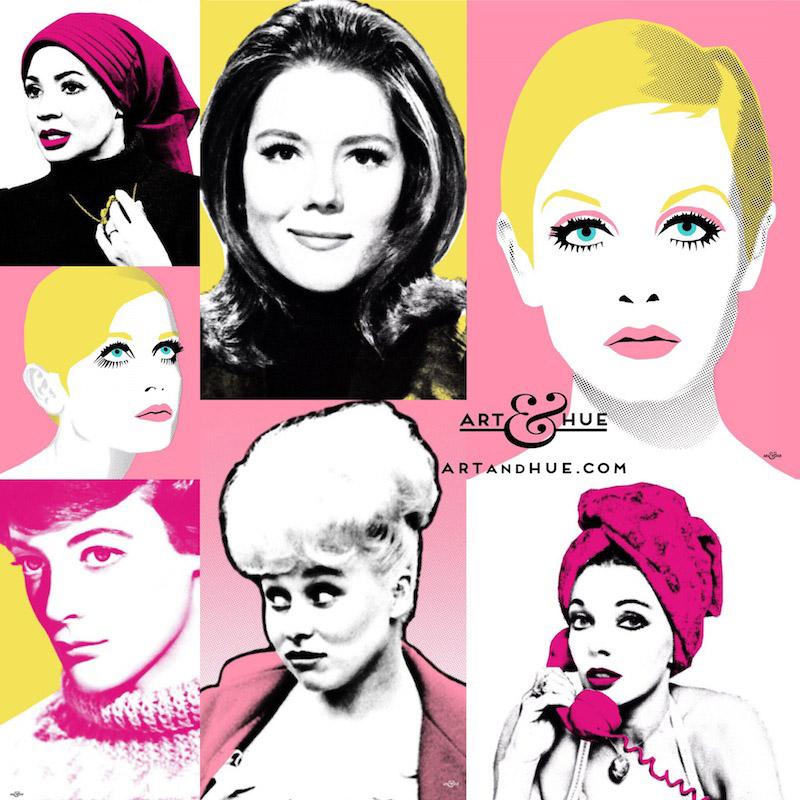 Dames at Art & Hue