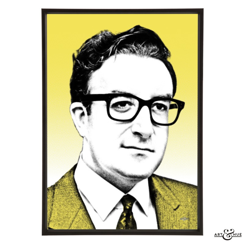 Peter Sellers pop art print by Art & Hue