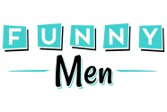 Funny Men by Art & Hue