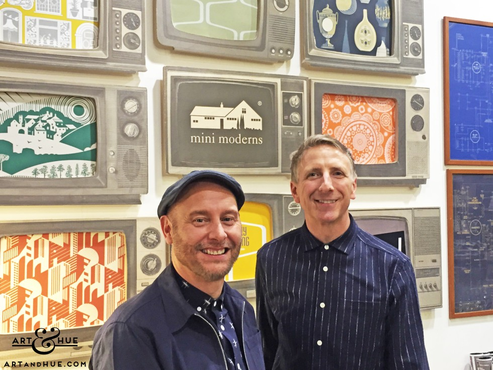 Mark & Keith of Mini Moderns