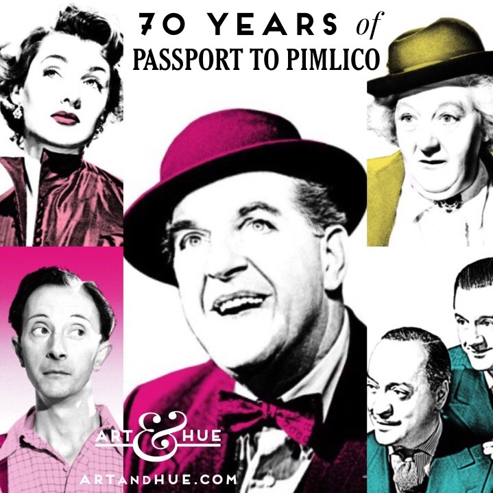 70 years of Passport to Pimlico the classic Ealing Comedy
