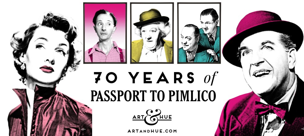 70 years of Passport to Pimlico the classic 1949 Ealing Comedy