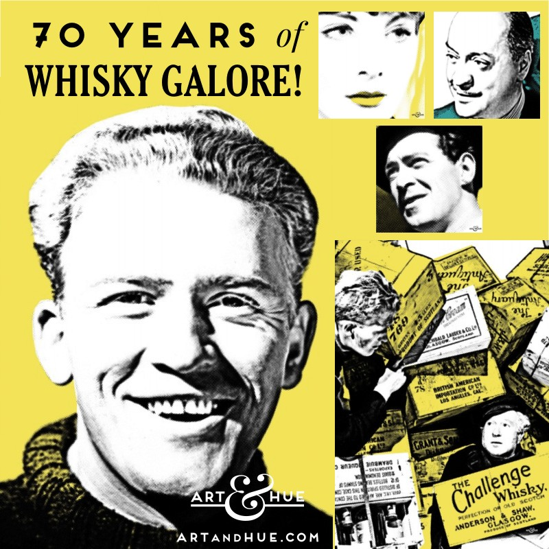 70 years of Whisky Galore! the classic Ealing Comedy