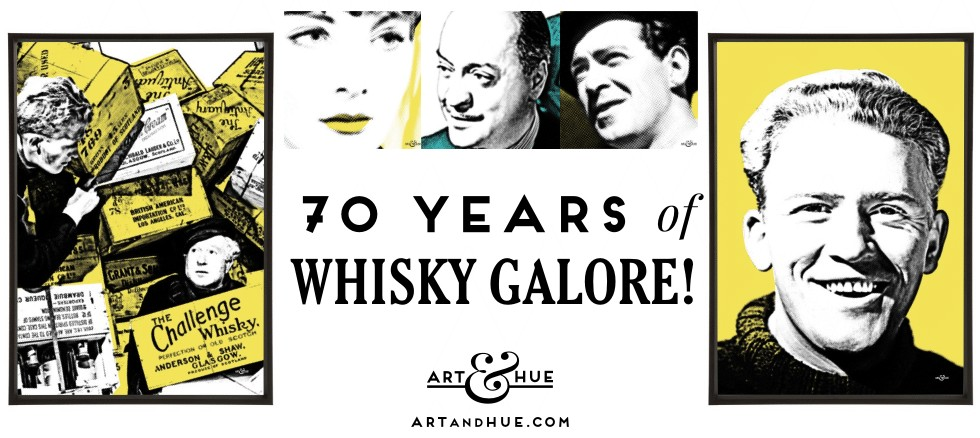 On this day: 70 years of Whisky Galore the Ealing comedy
