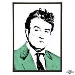 Peter Sellers stylish pop art print by Art & Hue