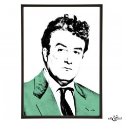 Peter Sellers stylish pop art print by Art & Hue