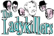 The Ladykillers by Art & Hue