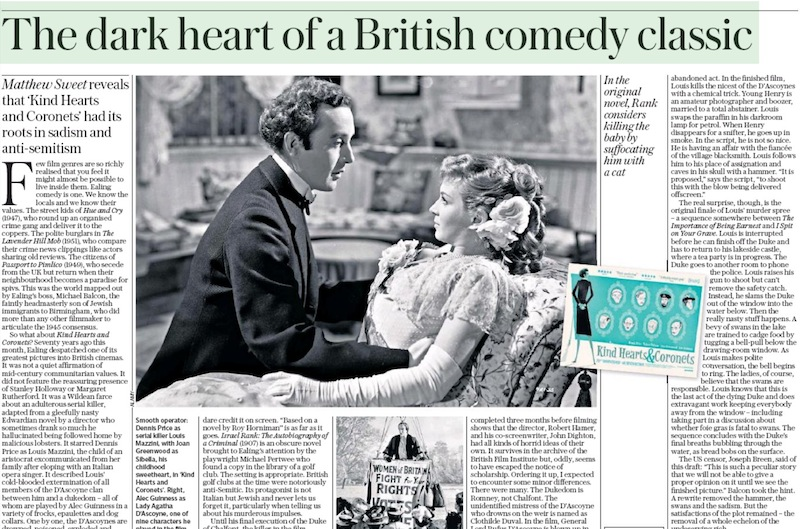 The Telegraph Matthew Sweet Thumbnail