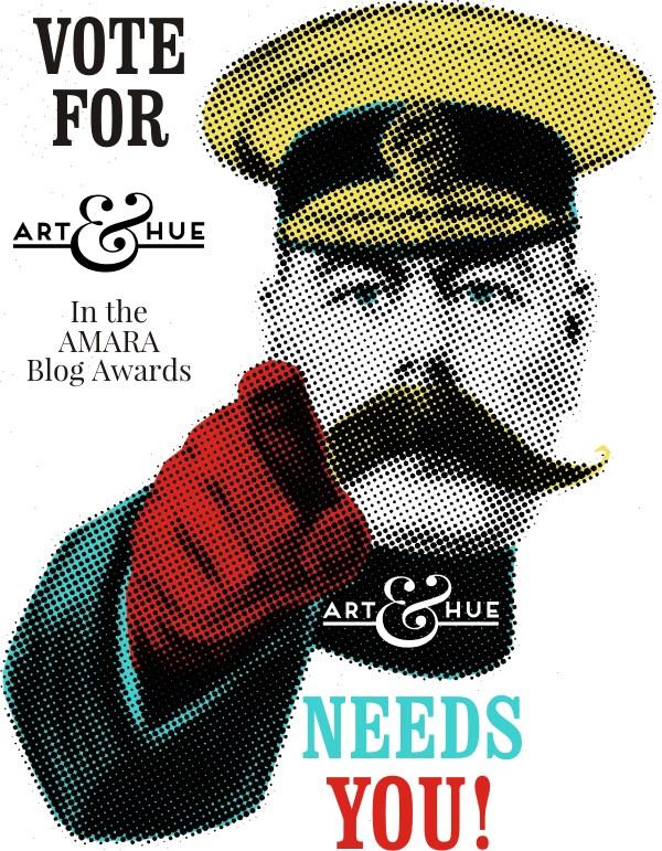 Art & Hue Needs You!